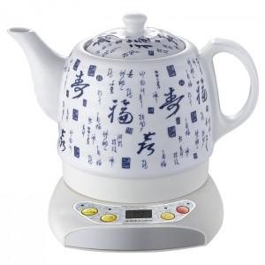 荣事达(TC1055福寿青花)陶瓷水壶